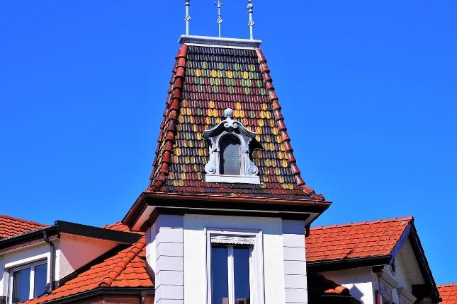 Mansard Roof Top