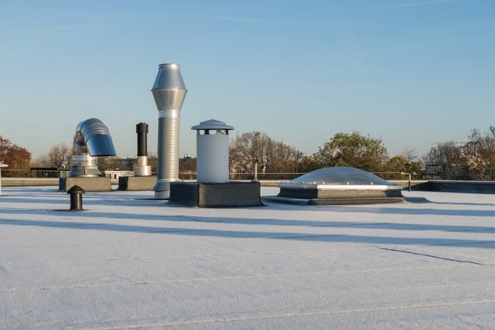 5 Common Problems Flat Roofs Are Known For